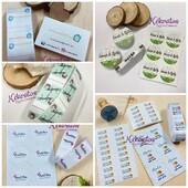 Etiquetas para coser, diseños personalizados.  Sois much@s artesan@s que confiáis en nosotros desde hace algunos años para la elaboración de vuestras etiquetas. Nos dejáis mensajito?😜👇🏼👇🏼Consúltanos www.kekositas.com