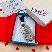 Llavero para PAPÁ!! Aún estás a tiempo para recibir su regalo personalizado❣️❣️❣️ Realizado en Zamak con baño de Plata y cuero nacional. Podemos grabar lo que quieras!! Incluye caja de regalo🎁 www.kekositas.com  #diadelpadre #zamak #baño #plata #personalizada #joyapersonalizada #grabadolaser #elmejorpapa #kekositas