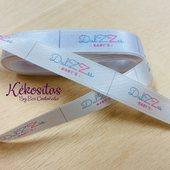 Etiquetas textiles para coser personalizadas. Estas así de dulces para Dulzzes Baby's.  Necesitas etiquetas? Tienes una idea del diseño, hablamos? Te ayudamos a elegir la etiqueta que se adapta a tí. Realiza el pedido por web o envíanos mensajito. ✅ www.kekositas.com  #etiquetas #hechoamano #artesania #publicidad #marcado #etiquetado #autonomos #mamatrabajadora #mamaemprendedora #quiennoarriesganogana #kekositas #dulzzesbaby