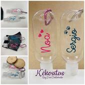 Botes llavero para gel y otros productos. Personalizado en el color que más te gusta. Capacidad 50ml  Haz ya tu pedido: www.kekositas.com Mensajes Whatsapp 693325820  #Llavero #Gel #bote #botella #botellapersonalizada #hidroalcohólico #cole #detalle #regalo #Kekositas #VueltaAlCole